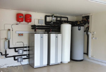 Geothermique Gt Installers Of Geothermal Heating Systems
